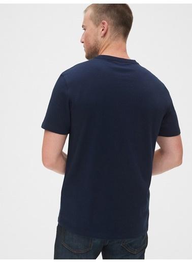 Gap Tişört Mavi
